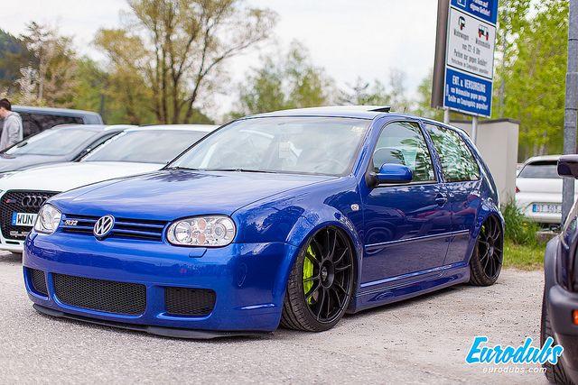 # Golf MK4 GTI #
