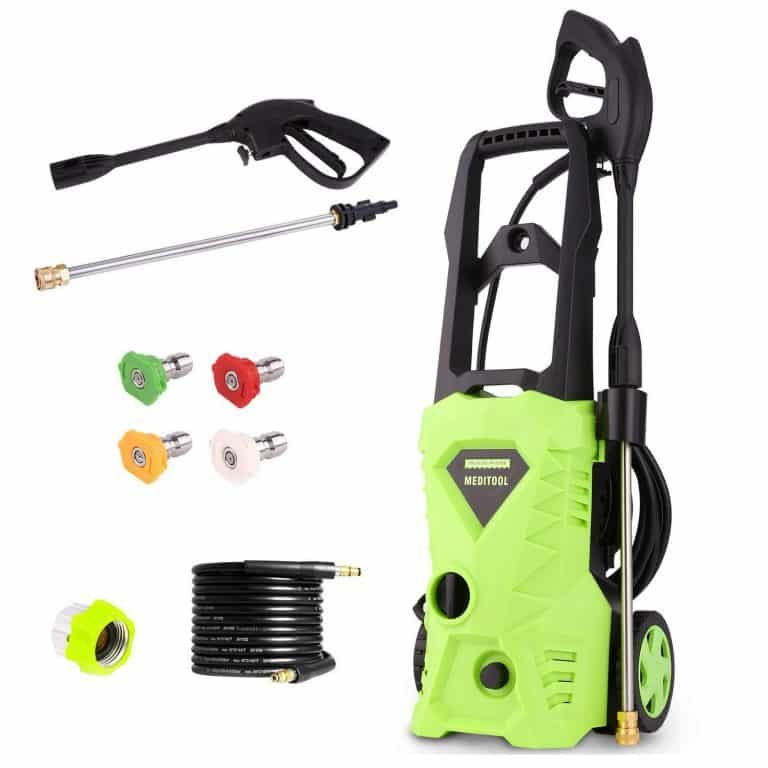 Pin On Top 10 Best Electric Pressure Washers In 2019 Reviews