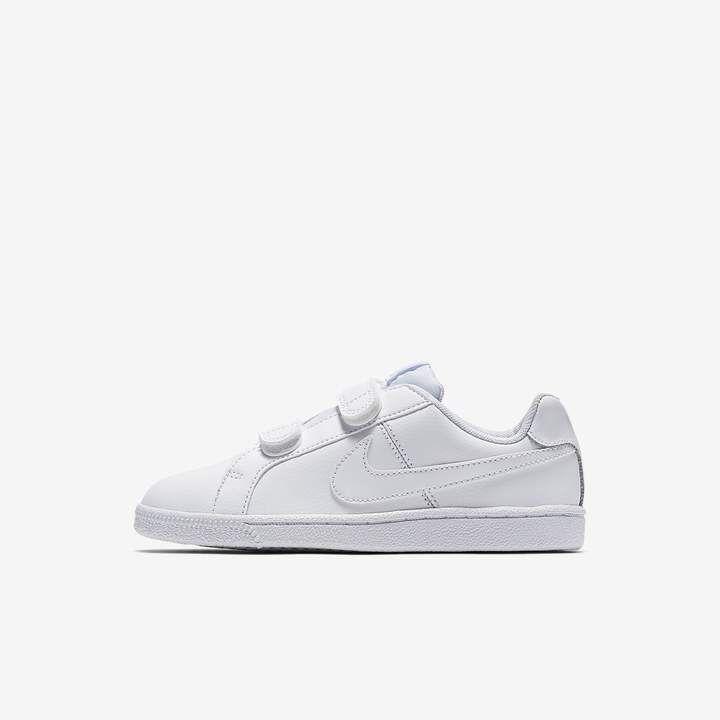 newest 04740 88979 Nike NikeCourt Royale Little Kids Shoe