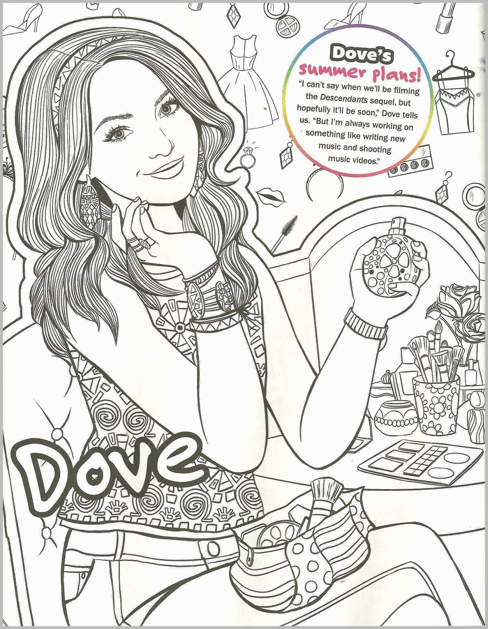 Descendants 2 Coloring Pages Inspirational Coloring Pages Disney Descendants 2 Coloring Book An Descendants Coloring Pages Disney Coloring Pages Coloring Pages