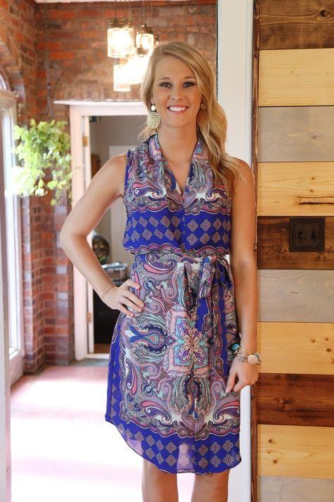 b83c652e6393 Fond of Flattery Dress