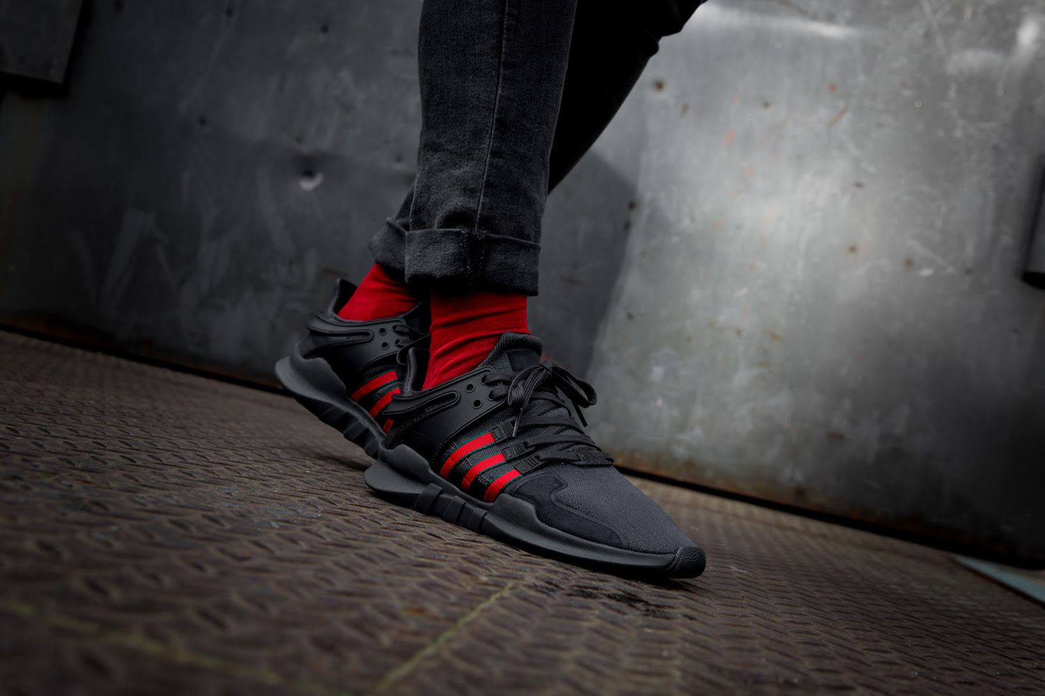 An On Foot Look At The adidas Originals EQT Support ADV
