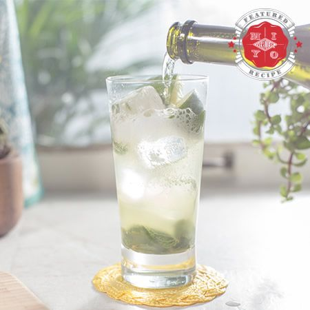 Make It Your Own by Everclear® is a source of inspiration to home mixologists of all levels. Creating and curating an avenue of taste that isn't limited to store shelves.