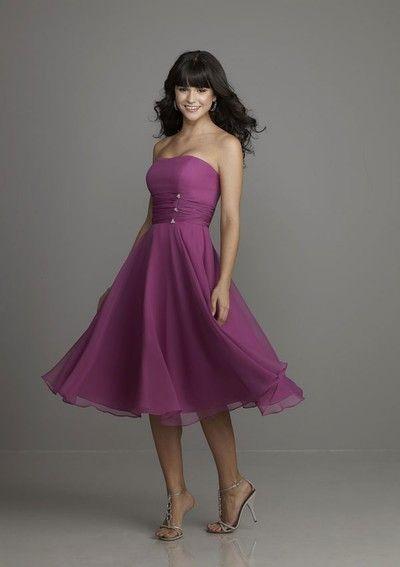 Vestidos de dama de honor baratos | Descubre AQUI los Mejores Vestidos de Novia Originales: http://imagenesdevestidosdenovia.com/vestidos-de-dama-de-honor-baratos/
