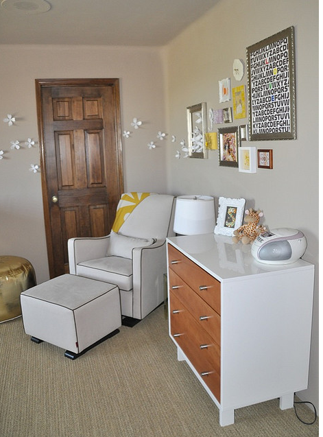 Picture Of Modern Nursery Furniture