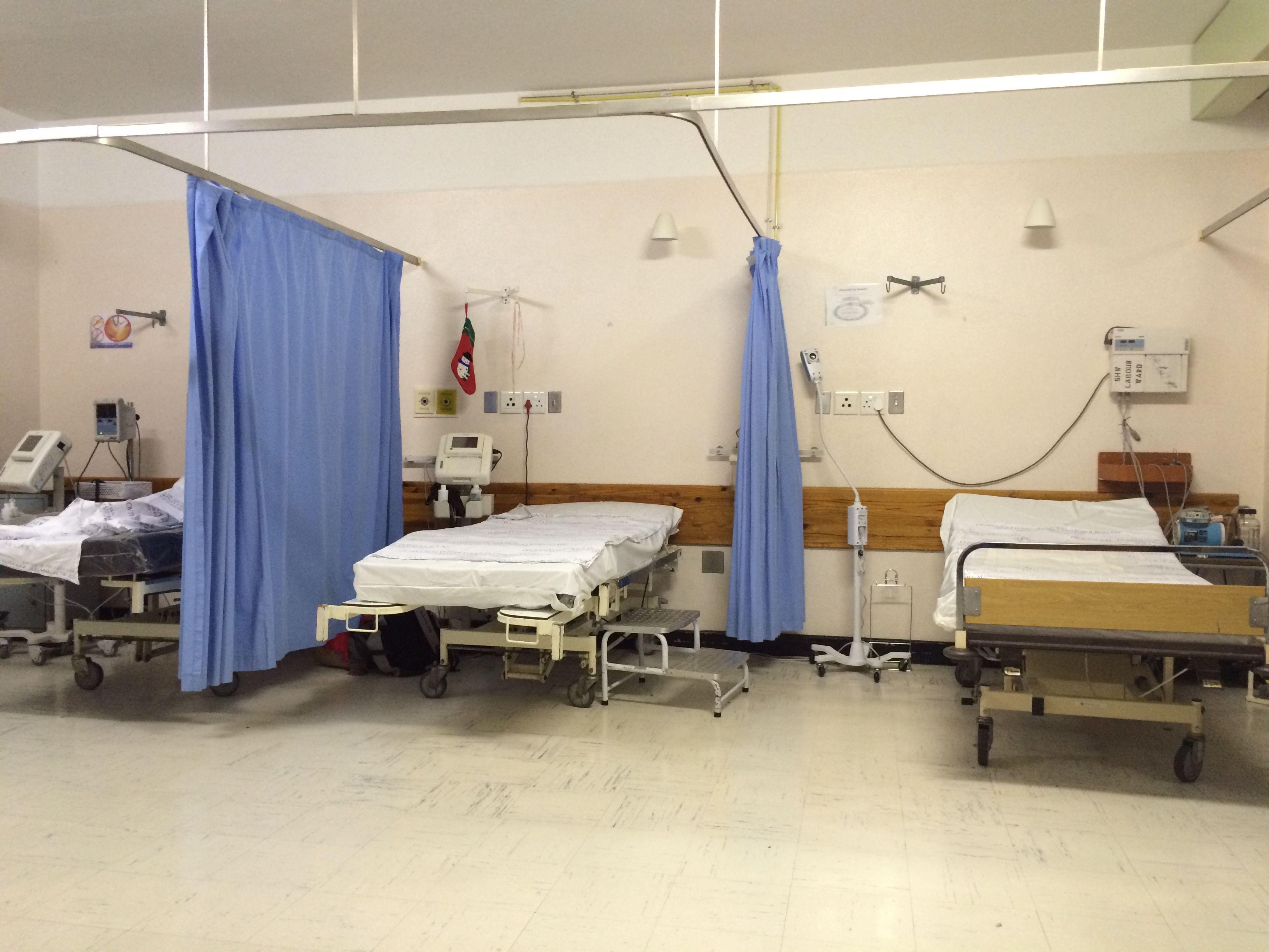 Cortinas Para Hospitales Y Clinicas Separacion De Camas Boxes