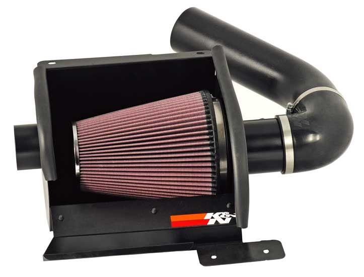 K N 77 2570ktk Cold Air Intake System K N Cold Air Intake Filter Design