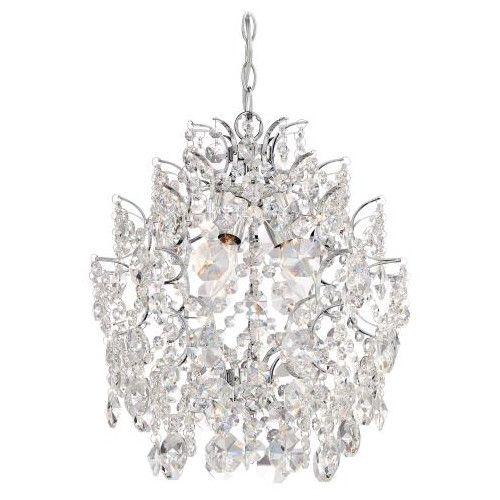 Minka lavery 3 light crystal chandelier deco kitchen pinterest minka lavery 3 light crystal chandelier aloadofball Images