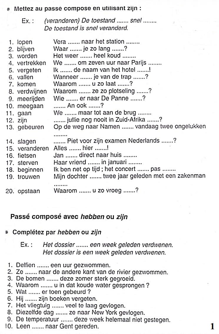 le passe compose essayer Exercice de conjugaison en ligne cm1, cm2, 6ème 10 questions : conjugue les le verbe essayer au passe compose verbes balayer, payer, essayer et rayer au pass.