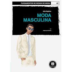 Livro - Moda Masculina