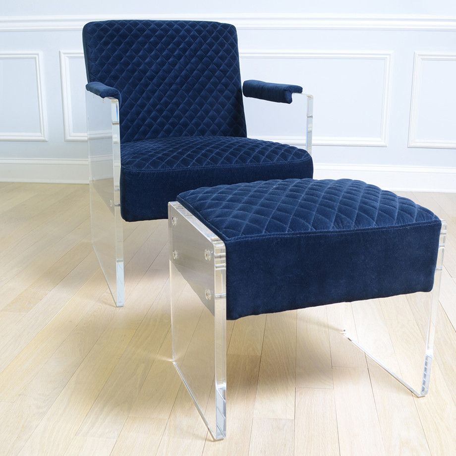 Pasargad Sleek Modernist Seating + Furniture Touch of