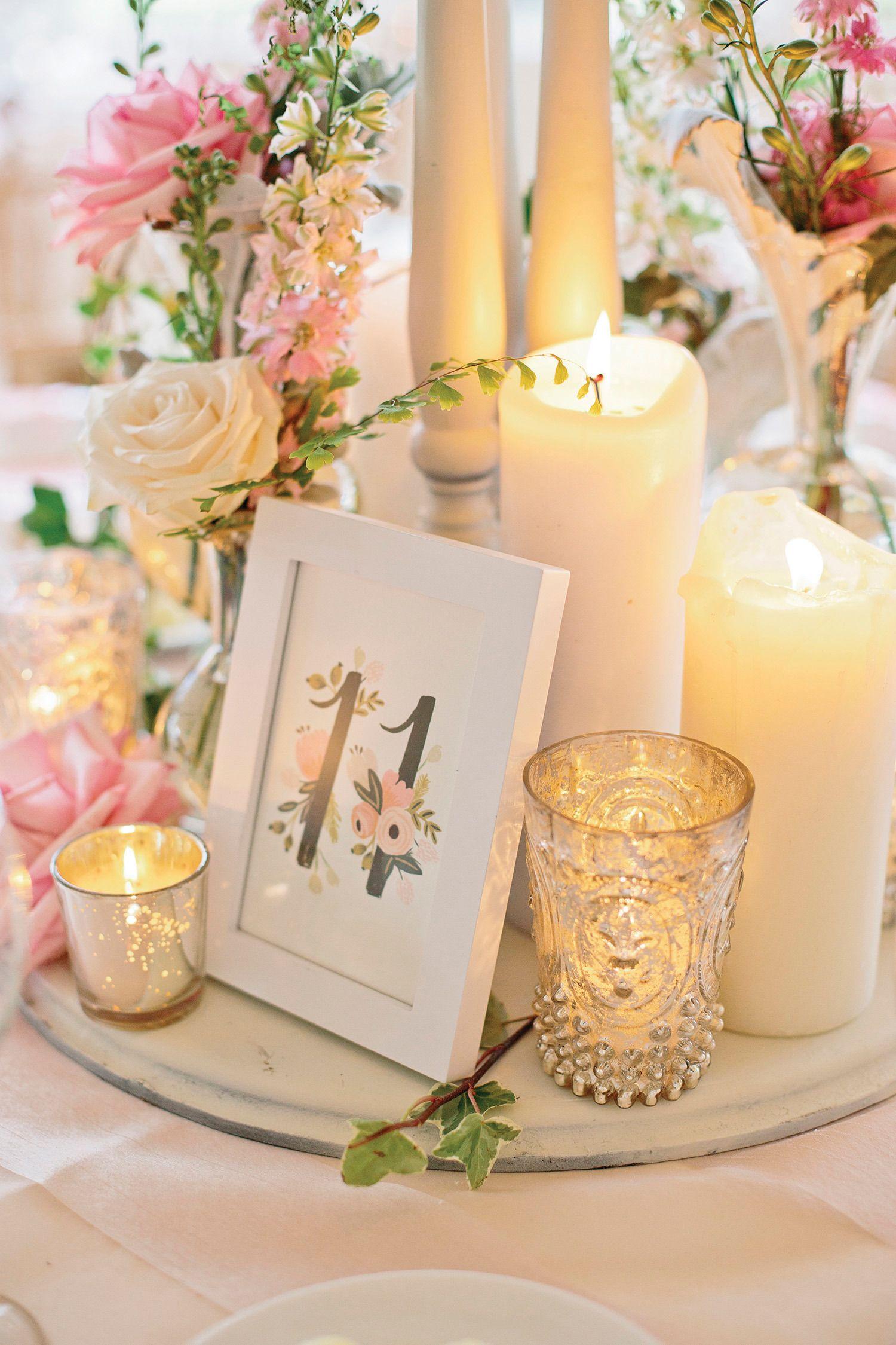#centerpiece Photography: Hudson Nichols - hudsonnicholsphotography.com Floral Design: Petah Bashano - petahbashano.com Reception Venue: Philadelphia Cricket Club - www.philacricket.com Read More: http://www.stylemepretty.com/2015/02/25/philadelphia-blush-pink-ballroom-wedding/