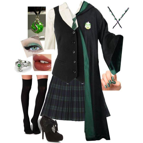 Slytherin Uniform   Slytherin Harry Potter And Slytherin Pride