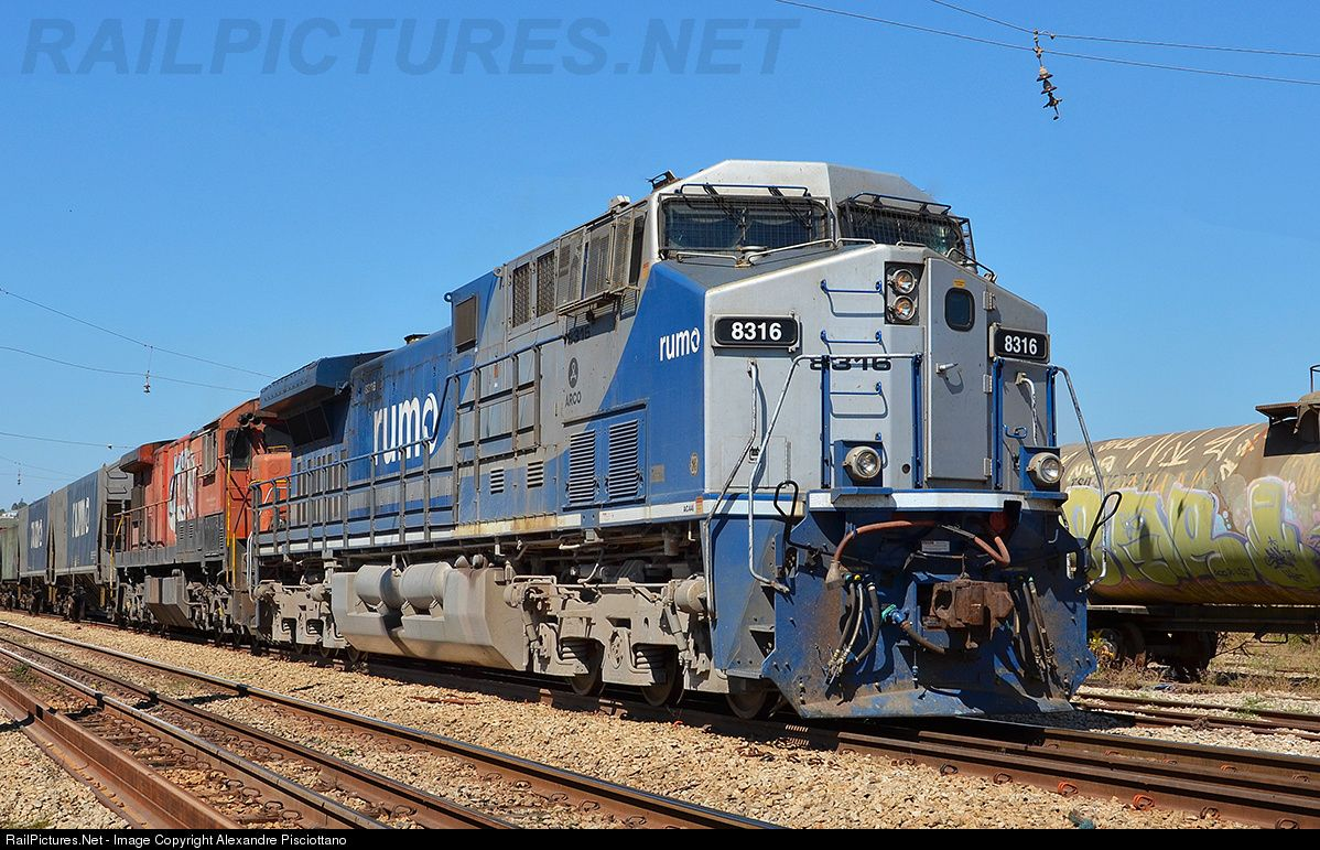 Pin by aaron dickson on freight cars brazil photo train