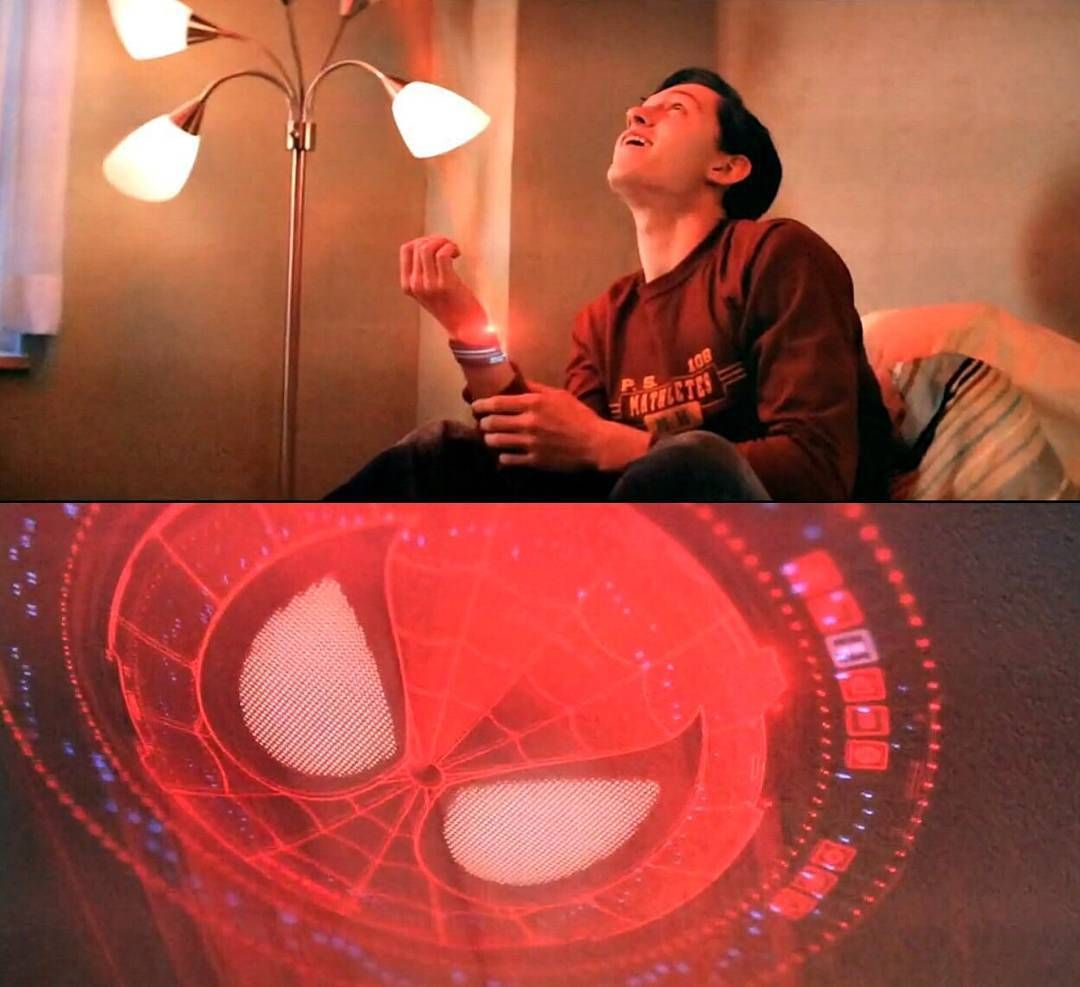 Post Credit Spidey Scene (With Images)