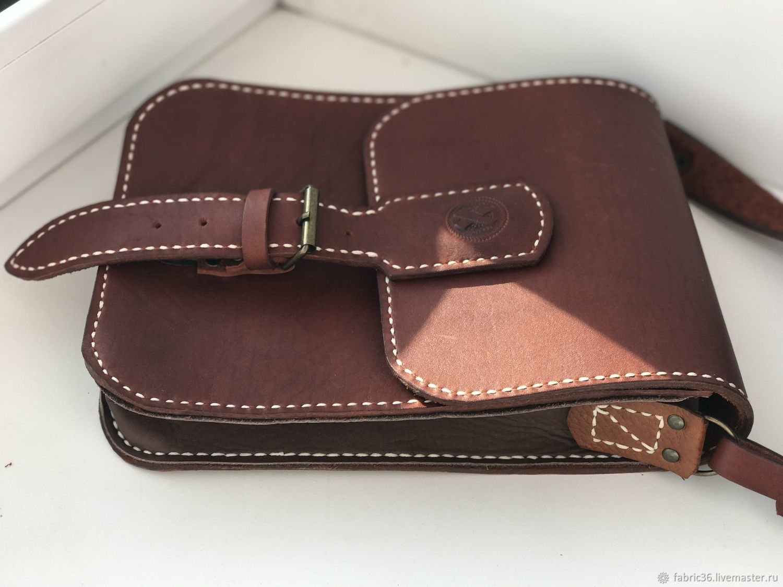 850ea2440a3a Мужские сумки ручной работы. Заказать