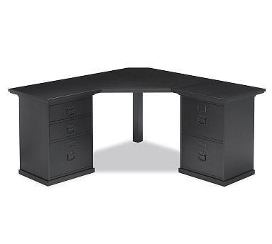 Bedford Corner Desk Set Corner Desk Desk Desk Set