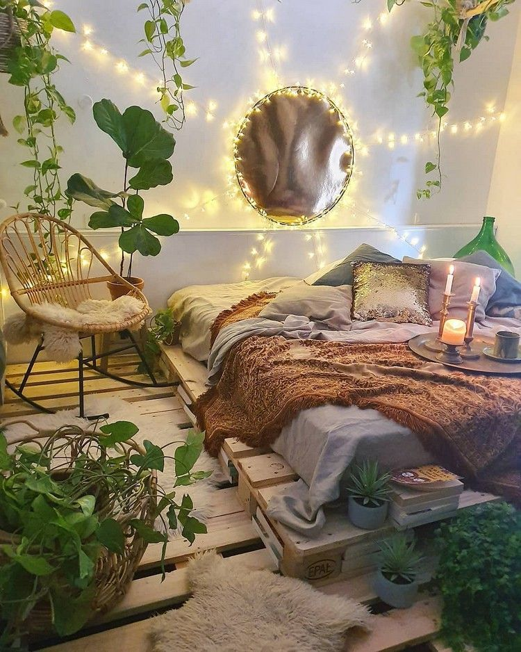 Modern Bohemian Bedroom Decor Ideas Drommevaerelser Smavaerelsesdesign Sovevaerelsesindretning