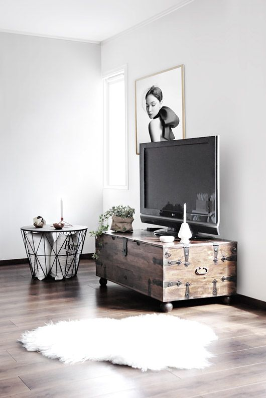 Junk In Your Trunk Decor Home Living Room Interior