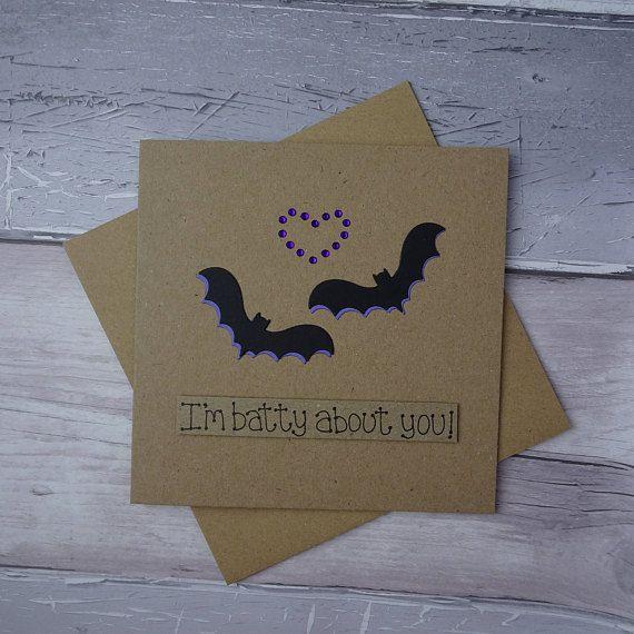Valentine/'s Day Card Bat Lover Card Bat Love Card Funny Valentine. Valentine Card Bat Card Bat Valentine You Drive Me Batty Bat
