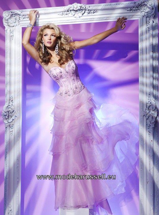 Hübsches Abendkleid Online in Rosa | günstige Abendkleider Online ...