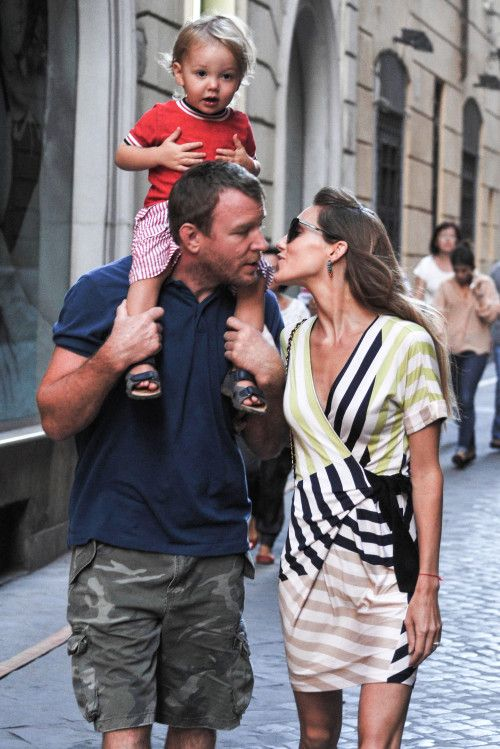 Guy Ritchie & Jacqui Ainsley Welcome Baby No. 3 | Families ...