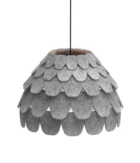 Thinklab By Luxxbox Shingle Acoustic Lighting Lighting