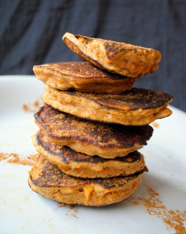 Sweet potatoes pancake paleo recipes