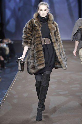 1b583fcb7bd Fur coat Fendi