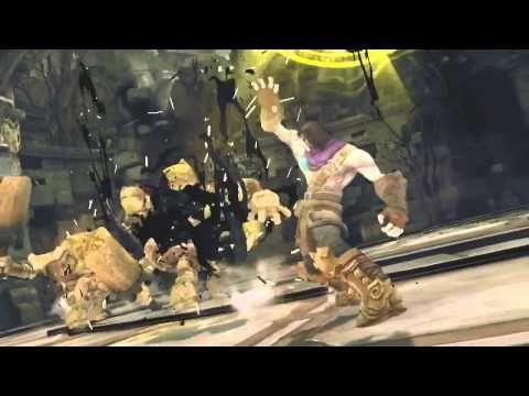 Darksiders 2 Exquisitely Gothic Video Game Trailer Darksiders