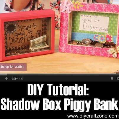 Creative Bank For Kids To Watch Their Money Grow Piggy Bank Diy