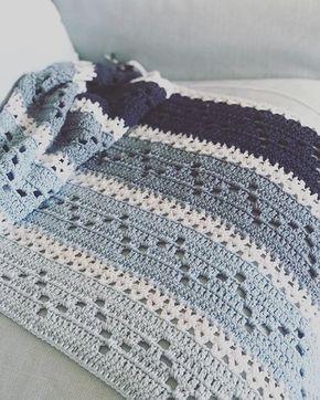 Photo of Gehäkelte Decke Afghan Pattern Link 63 Ideen für 2019