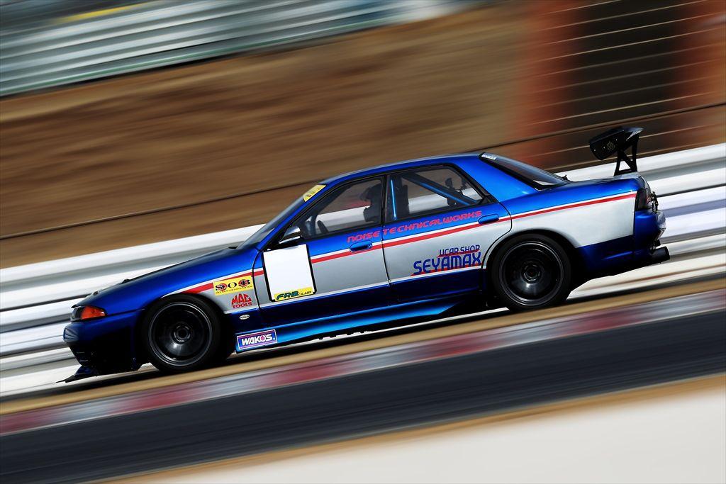 Noise Technical Works Seyamax Door Circuit Racer Nissan