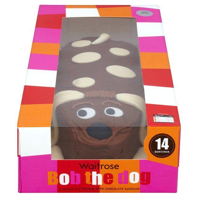 Bob The Dog Cake Waitrose At Ocado Cakes Pinterest Cake