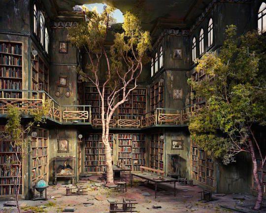 surrealism art hd - Buscar con Google | Lugares abandonados ...
