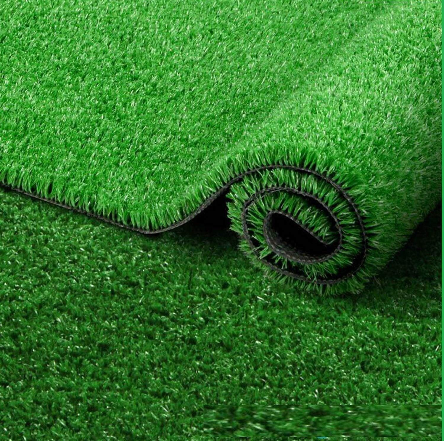 Artifical Grass Carpet Mat Astro Turf Lawn Thick Soft Large Garden Outdoor Realistic Looking Weather Resistance By Kalk Artifical Grass Grass Carpet Astro Turf