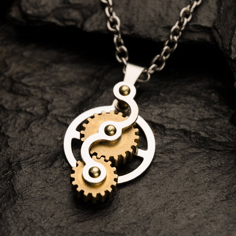 The Winding Path 1 Full Pendant Pendants Mini Pendant