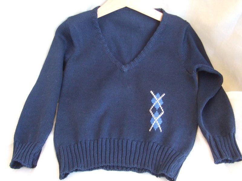 Cardigan & Golf - golf  maglioncino gilet cotone o lana maglia - un prodotto unico di dorazimorena su DaWanda