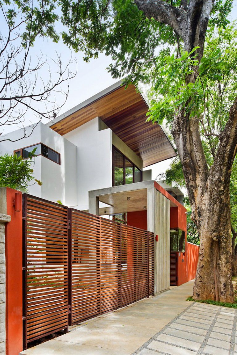 Bhuwalka House By Khosla Associates, Bangalore