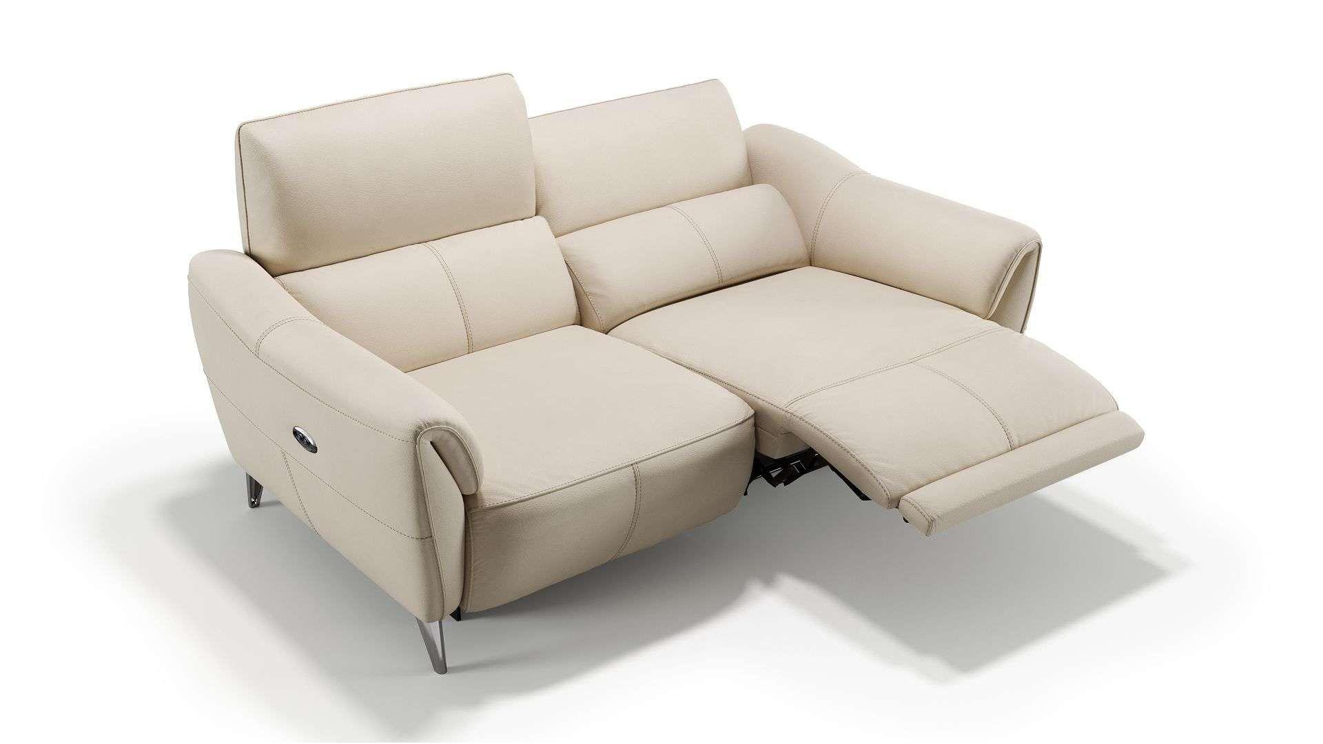 Marvelous 2 Sitzer Sofa Grau