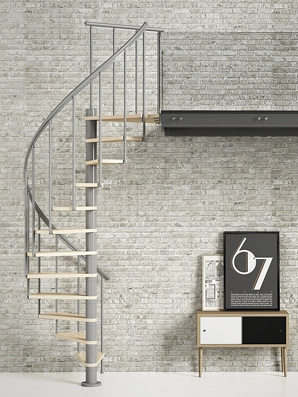Best Calgary Spiral Staircase In 1200Mm And 1400Mm In Stock 400 x 300