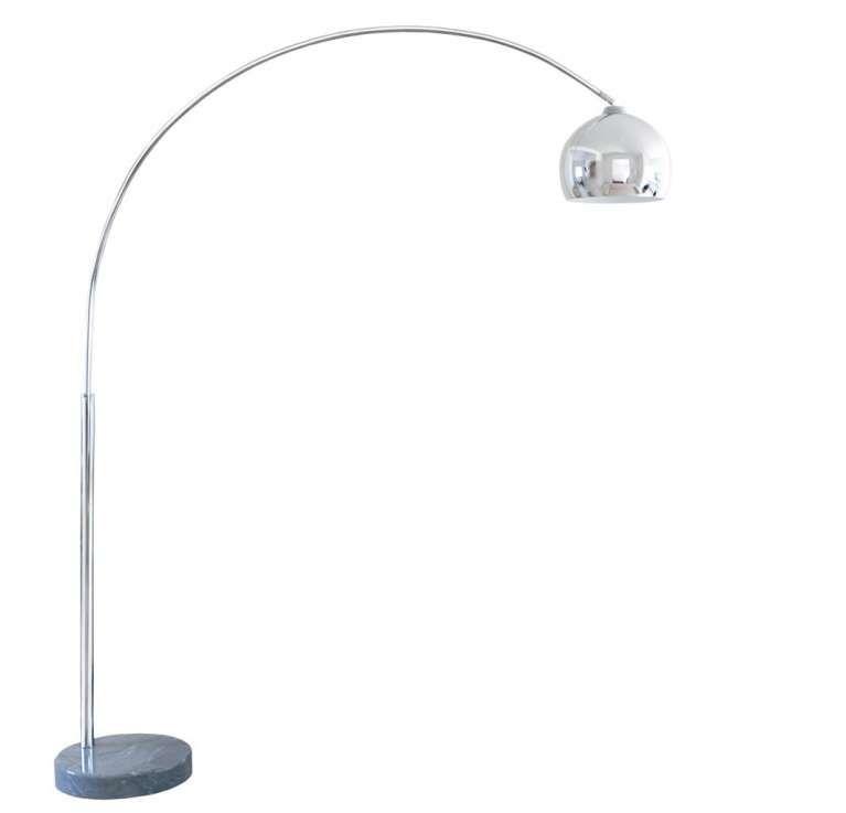 Lampade da terra moderne - Lampada ad arco Frandsen