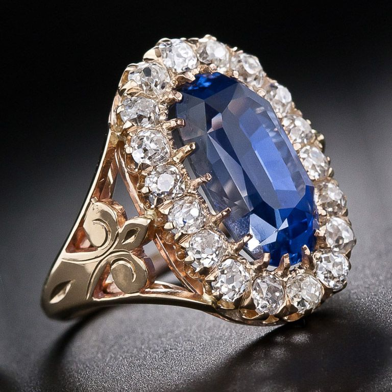 Most Beautiful Engagement Rings In History Antique Shire