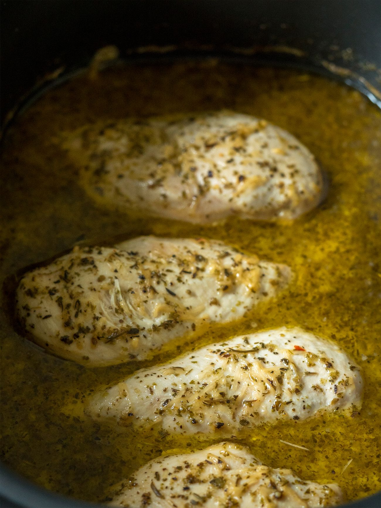 Slow Cooker Olive Garden Chicken | Recipe | Olive gardens, Cooker ...