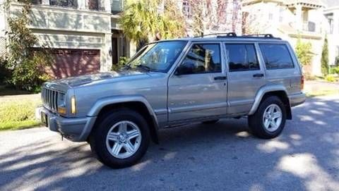 2001 Jeep Cherokee For Sale In Houston Tx
