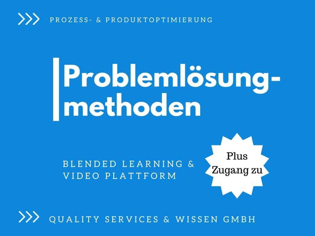 Problemlosungsmethoden Schulung Seminar Weiterbildung Aufgabenstellung