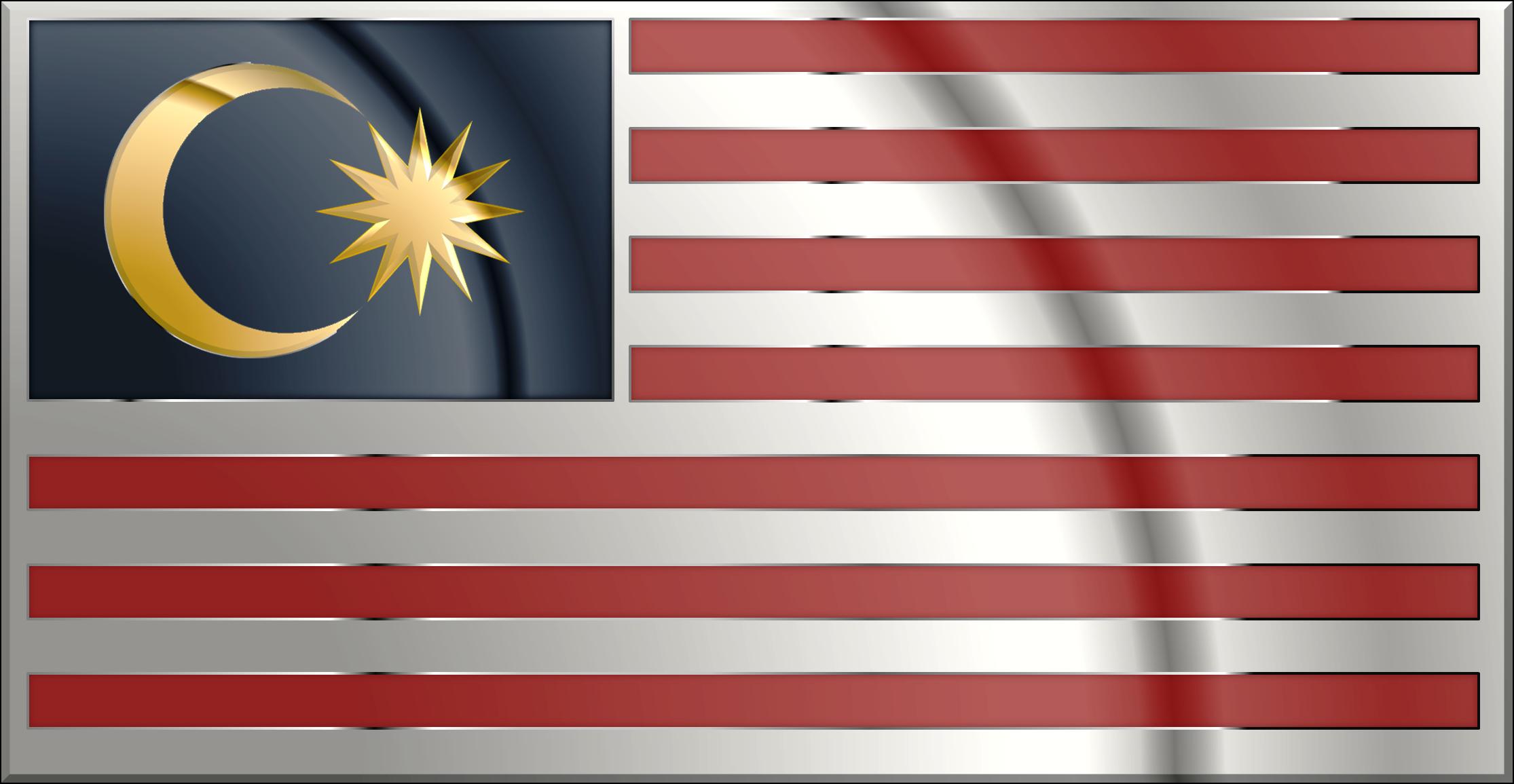 jalur gemilang bendera malaysia printed shower curtain malaysian flag shower jalur gemilang bendera malaysia