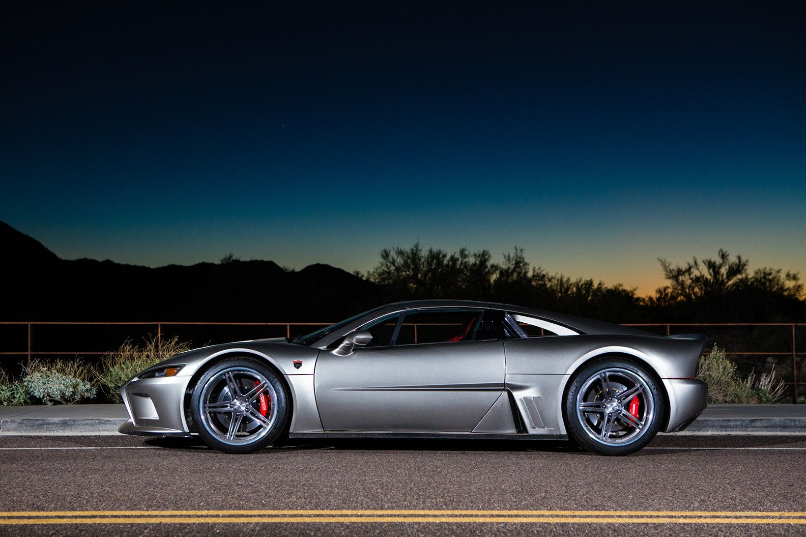 The Falcon F7 Is The Newest American Supercar Super Cars Custom Muscle Cars Automotive Design
