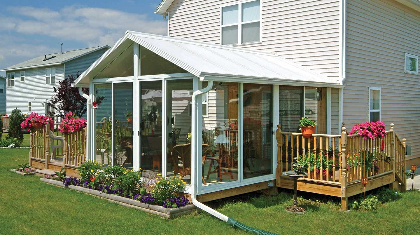 Built To The Same High Standards As Patio Enclosures® Custom Sunrooms,  These DIY Sunroom Kits Are Of The Utmost Quality And Are Built To Last.  Descu2026