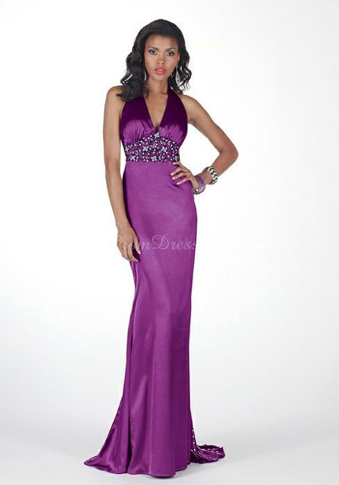 chiffon prom dresses   Prom Dresses   Pinterest   Prom, Columns and ...